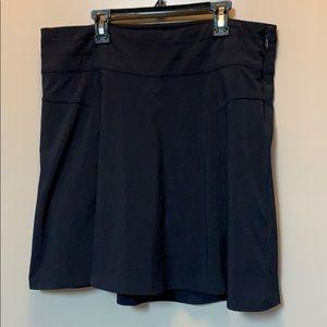 ATHLETA sports skirt
